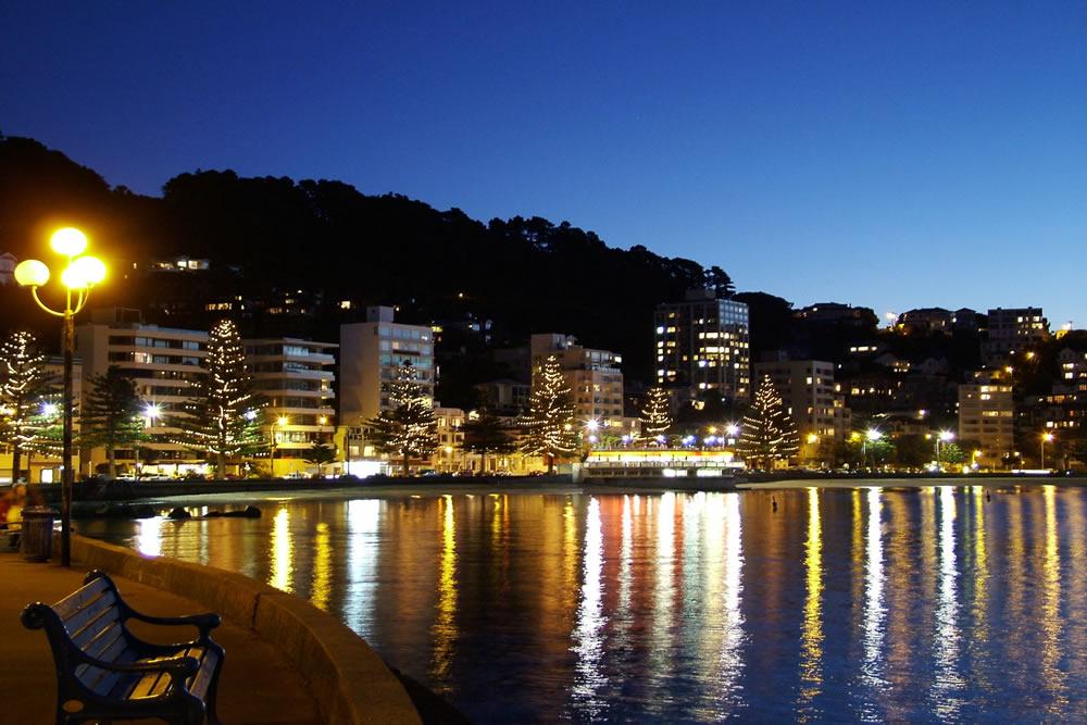 Conoce Wellington la capital que está más al sur del planetac