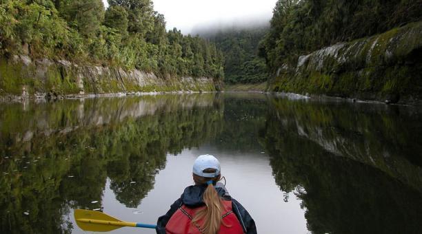 En Nueva Zelanda se reconoce como persona jurídica a un río